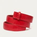 Red Python Belt
