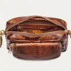 Bag Charly Moka Python