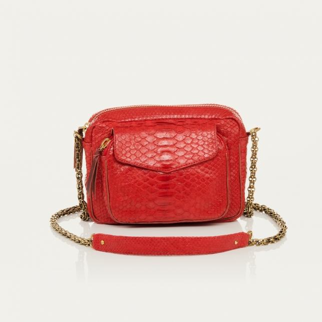 Bag Python Charly Red