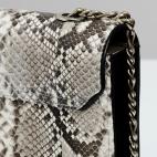 Claris Virot: Bag Anna Diamond Silver Chain | Bags,Bags > Shoulder Bags -  Hiphunters Shop
