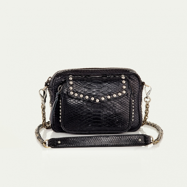 Bag Charly Black Studs
