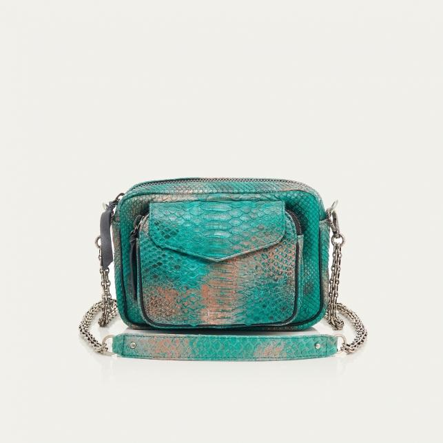 Aqua Python Charly Bag