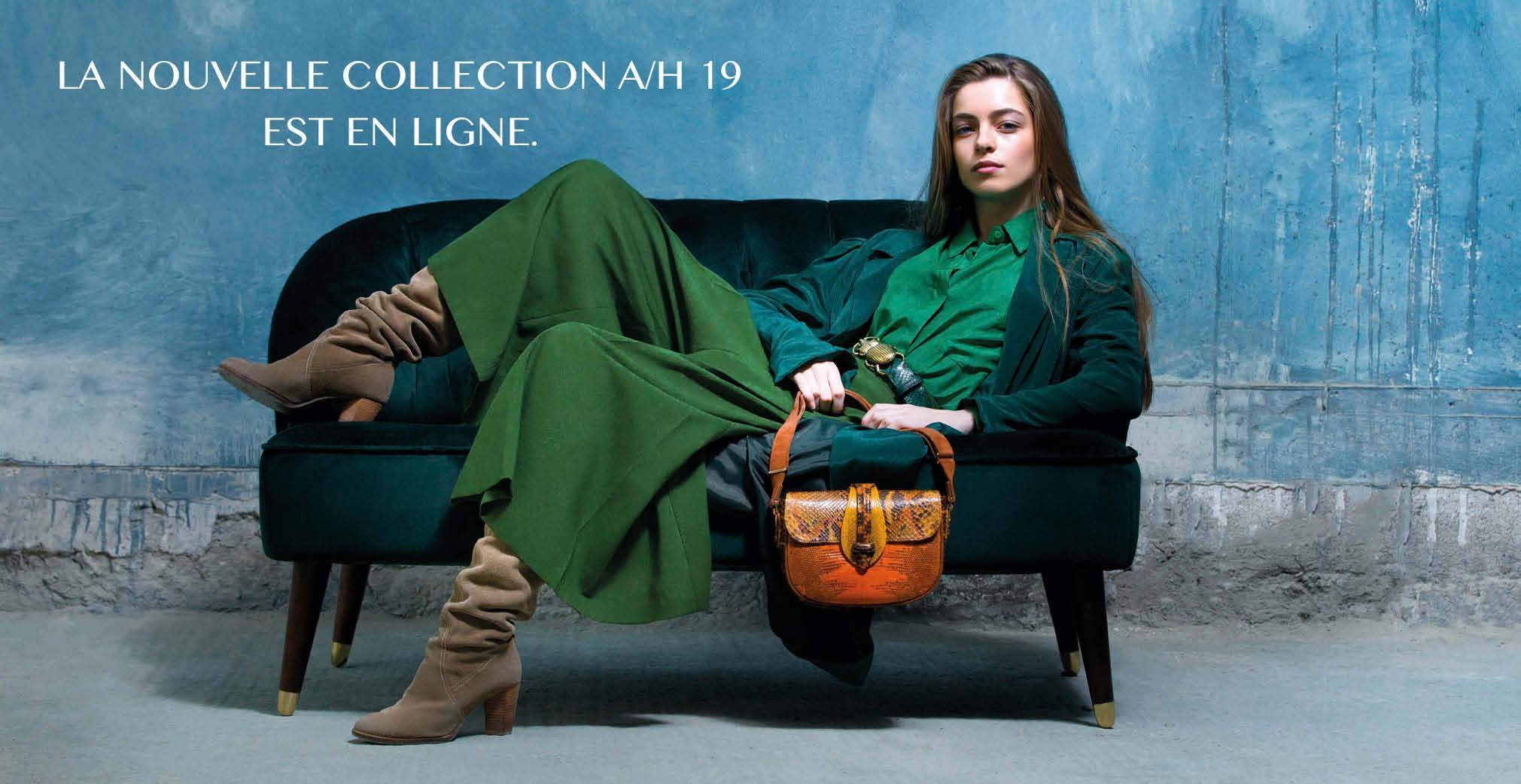 Bag Andrea Tricolor Orange